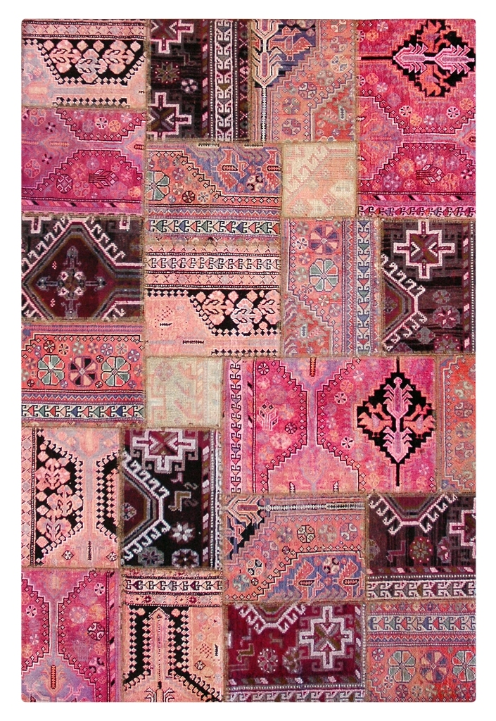 Persian Carpet Collage Persian Carpet Collage Persian